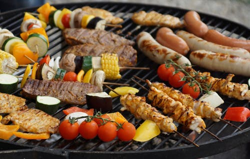 BBQ catering